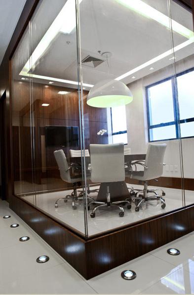 Projeto Comercial Sala de reuniões Hemocor
