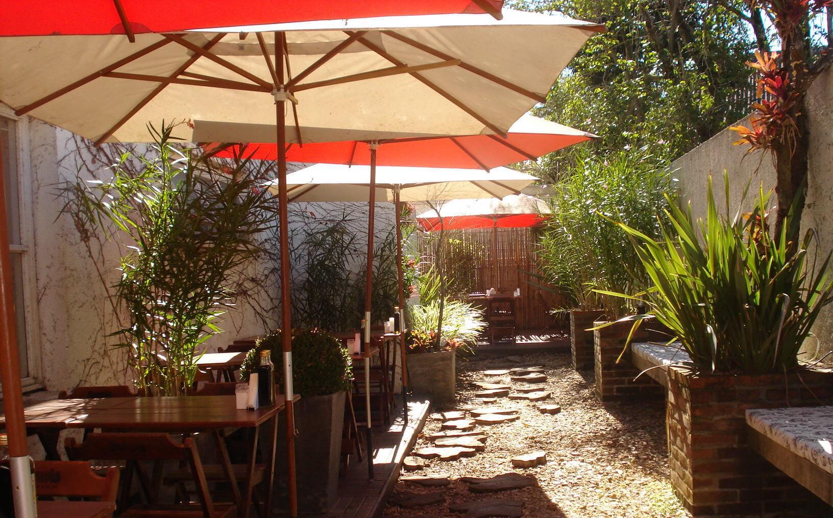Restaurante Santo Garden Grill