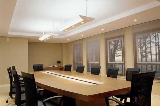 Sala de reuniões Frigorífico Silva